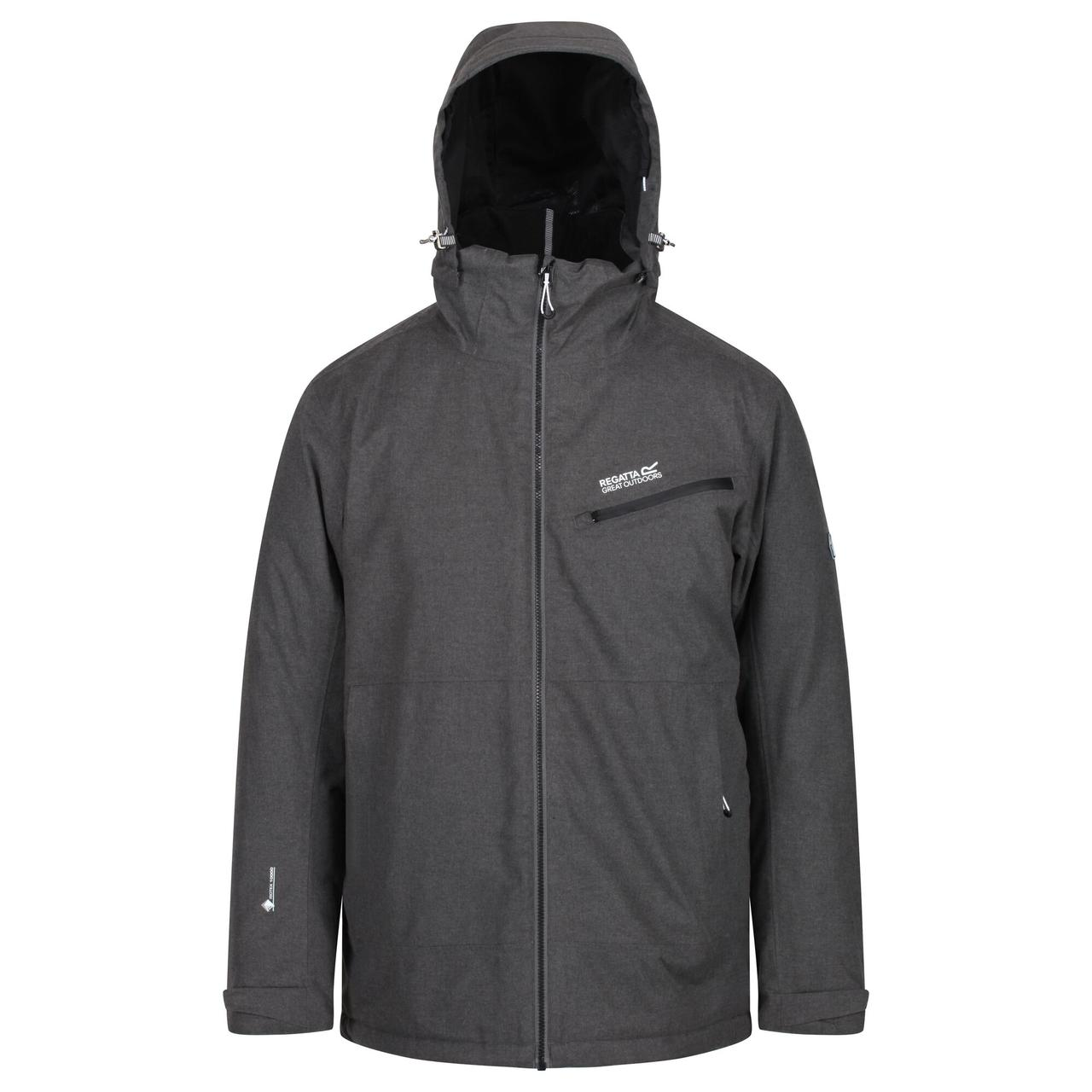Куртка  Regatta  Highside IV  темный хаки  L