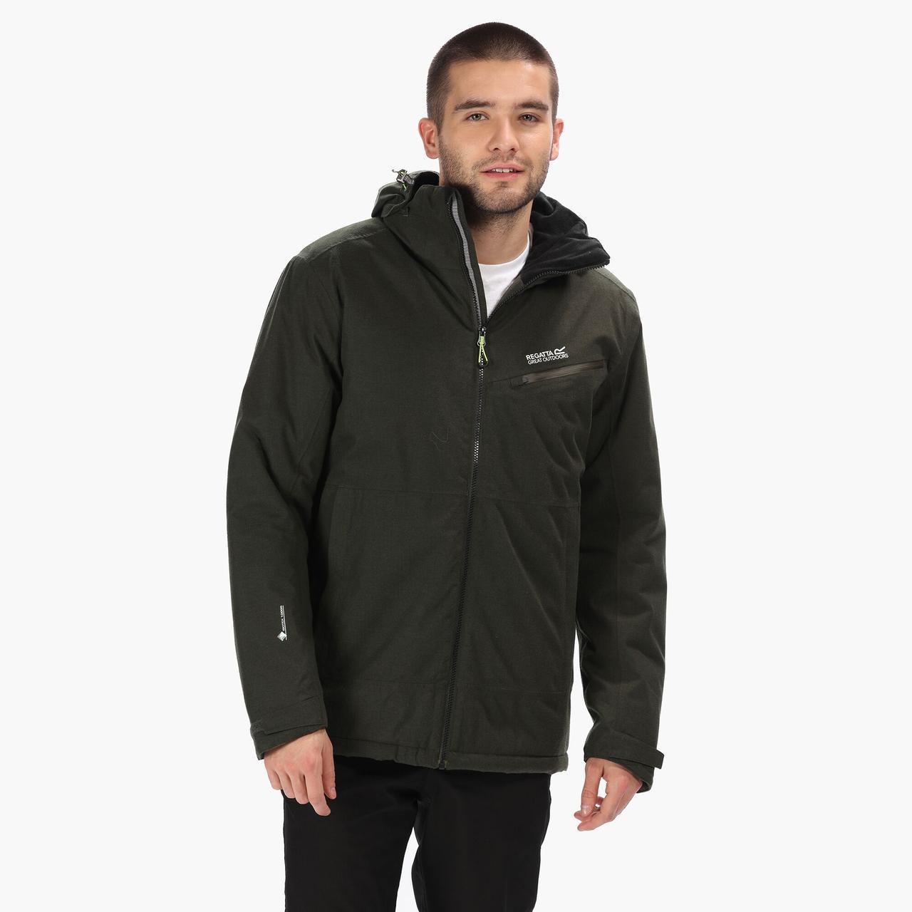Куртка  Regatta  Highside IV  темно-серый   XXL