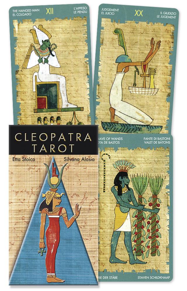 Cleopatra Tarot/ Таро Клеопатри