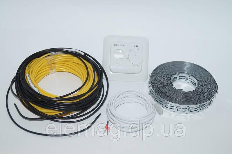 10 м² Теплый электрический пол набор для обогрева пола НС ПН15