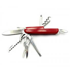 Ніж складний з набором інструментів (13 до 1)(9 см)