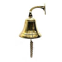 "Колокол рында бронзовый (d-20,5,h-19 см)(8"")"