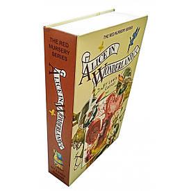 "Книга - сейф ""Alice in wonderland"" (22х15х5,5 см)"