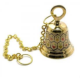 Дзвін з малюнком на ланцюгу (d-10.5,h-61см)(530 р.)