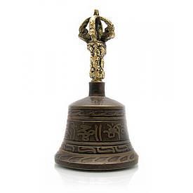 Дзвін чакровий (d-6,8,h-12,5 см)