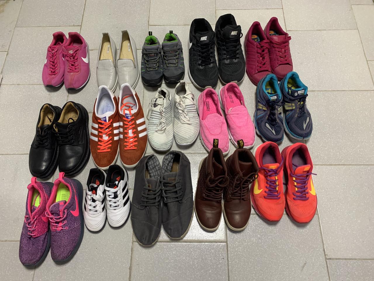 Обувь оптом Б/У и Сток