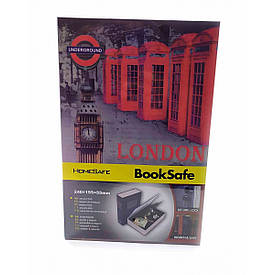 "Книга - сейф ""London"" (24,5х16х5,5 см)"