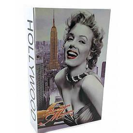 """Книга - сейф """"Marilyn Monroe"""" (24,5х16х5,5 см)"""