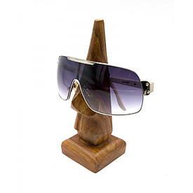 Підставка для окулярів (13х6х6 см)(WOODEN GOGGAL STAND SMALL)