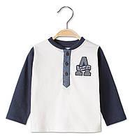 Детская футболка с длинным рукавом C&A для мальчика