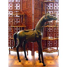 """Кінь шкіра (36"""")(106х93х26 см)"""