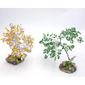 Дерево з кристалами (19 см)