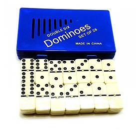 Доміно у синьому кейсі (17,5х10,5х2,5 см)