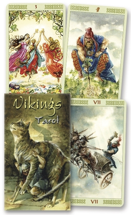Vikings Tarot/ Таро Вікінгів
