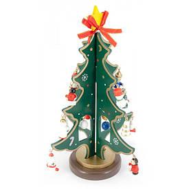 Ялинка новорічна дерево (23х14,5х14,5 см)