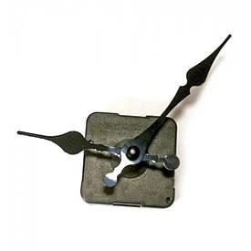 Механізм кварцовий для годинників (5,5х5,5х2,5 см розмір механізму, без урахування стрілок)
