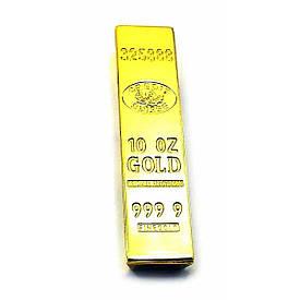 "Запальничка USB ""Злиток Золота"" (8х2х1 см)"