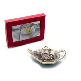 """Підставка під чайні пакетики (11,5 див.)(TBP1014) """"Візерунок"""""""
