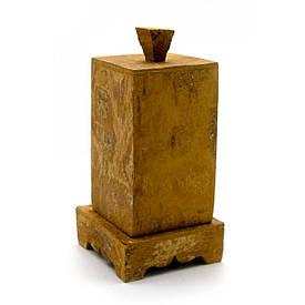 Футляр для зубочисток з кориці (зубочистки будуть пахнути корицею) (10х5х5 см)(В'єтнам)