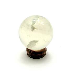 Куля з гірського кришталю (d-4,5 см)