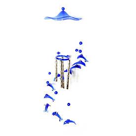 """Музика вітру """"Дельфіни"""" (11 дельфінів)"""