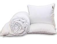 Комплект одеяло и 2 подушки  полуторное 70х70  Eco-страйп