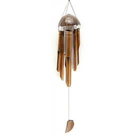 Музика вітру бамбук,кокос (79х11х11 см)