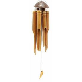 Музика вітру з бамбука і кокоса (92х13,5х13,5 см)