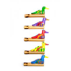 "Музыкальный инструмент ""Крякающая утка"" (11х5,5х2 см)"