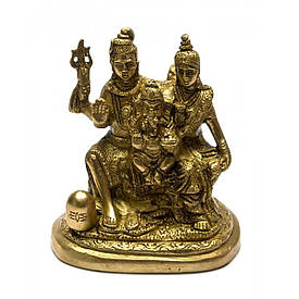 Парваті і Шива Ганеша (11х10х7 см)