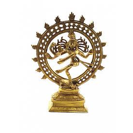 Танцюючий Шива бронзовий (23,5х19х6,5 см)(1,5 кг)