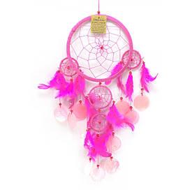 Ловець снів рожевий (24х44 см)