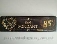 Чорний шоколад Torras без цукру 85%, 300 г