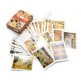 """Карти гральні пластикові """"Еротичне мистецтво сходу"""" (10х7,5х2,5 см)"""