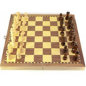 Шахи дерев'яні з магнітом (29х29х2 см)