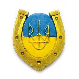 "Магнит ""Подкова ""Украина"" (20/уп)(5,5х5,5 см)"