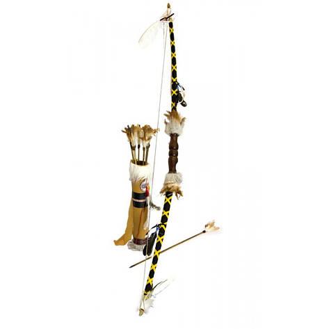 Лук со стрелами (143 см)(AI016), фото 2