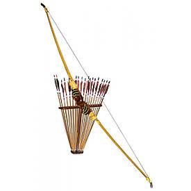 Лук зі стрілами (150х70 см)