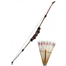 Лук зі стрілами (150х70 см).