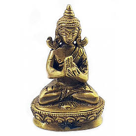 Бронзовий Будда (7.5х5х3,5 см)(175 р.)C
