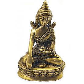 Бронзовий Будда (7.5х5х3,5 см)(175 р.)D
