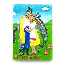 "Магніт ""Україна"" (7х5х1,5 см)(W1003)"