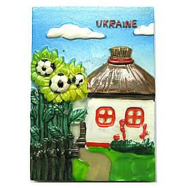 "Магніт ""Україна"" (7х5х1,5 см)(W1005)(24913)"