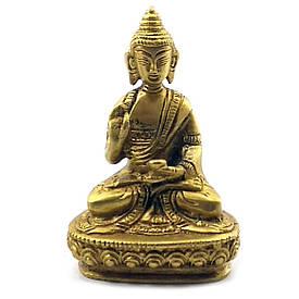 Бронзовий Будда (9,5х6,5х4,5 см)(290 р.)