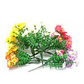 """Букет квітів """"Гербена"""" (22 см)"""