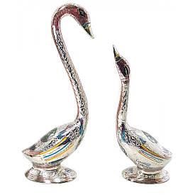 Лебеді бронзові пари (28,5х9х6 см)(1090 р.)