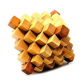 Дерев'яна Головоломка (10х10х10 см)A