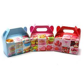 Коробки пакувальні (12/уп)(15х9х10 см)