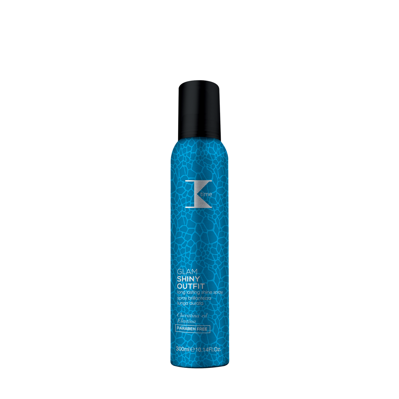 Спрей для стойкого блеска волос K-time Glam Shiny Outfit 300 мл