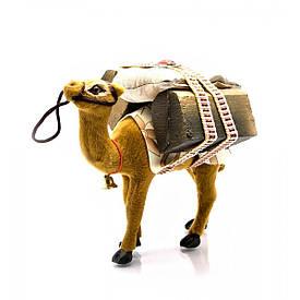 Верблюд (хутро) (17,5х14х13 см)